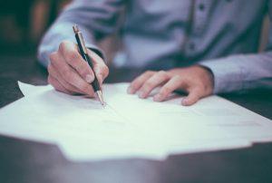 business training writing
