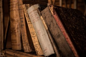 old books and business education