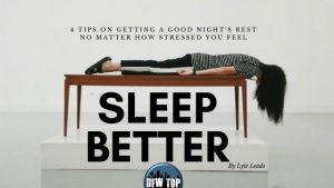 better sleep tips