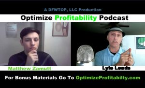 podcast screenshot for optimize profitability podcast