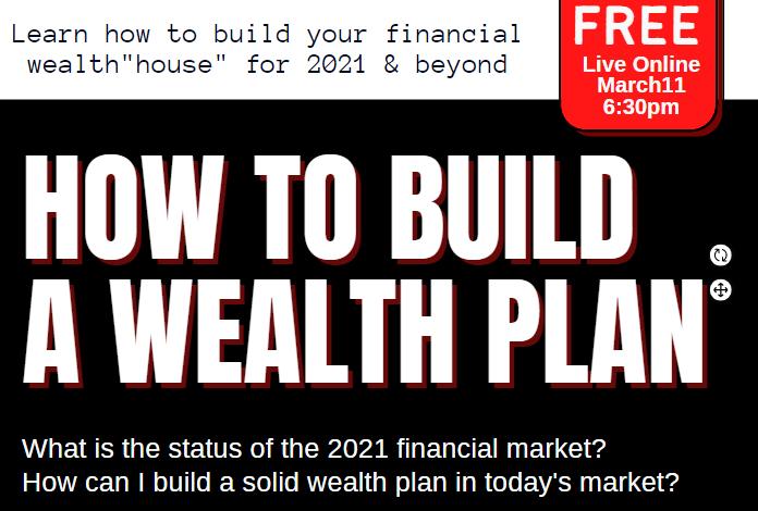online financial event